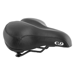 Cloud 9 Cloud 9 Cruiser Gel Plus Saddle Blk Springs