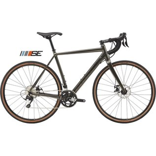 Cannondale Cannondale CAADX 105 SE 2018 Anth Gry
