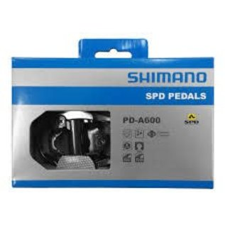 Shimano Shimano PD-A600 Pedals w/out Refl