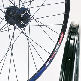 "KHS Speed Front Wheel 29""/700c MTB Disc 32H Blk"