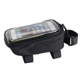 Serfas Serfas Cell Phone Top Tube Bag Blk