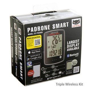 Cateye Padrone Smart Triple SPD/CDC/HR CC-PA500B