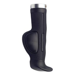 Serfas Serfas PFG-BK Lock-On Grip Blk
