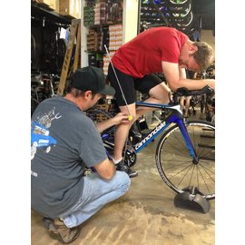 Bike Fitting Using FitKit