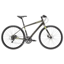 Cannondale Cannondale Quick 3 Disc Anthracite 2018