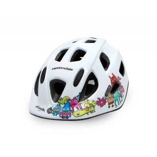 Cannondale Cannondale Quick Jr Burgerman Helmet