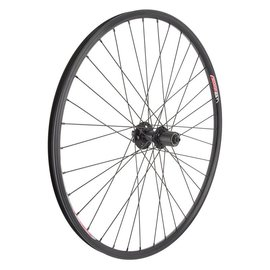Wheelmaster Wheelmaster Redline Rear Wheel 26x1.5 Disc Blk