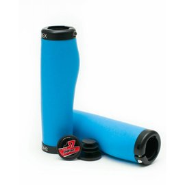 Shorex Shorex Silicone Double Lock Ergo Grips Asst Colors