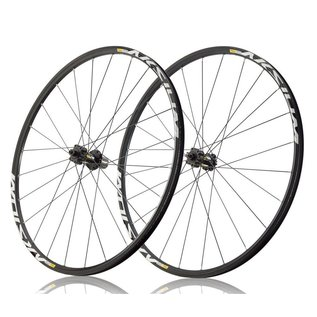 Mavic Mavic Aksium Disc Wheels 700c Blk (Pair)
