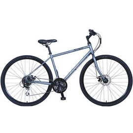 KHS KHS Urban Urban Xcape Disc Mt Grey