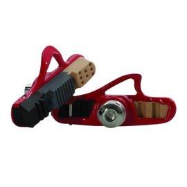Serfas Serfas BPS-100ULR Road Brake Shoes Red