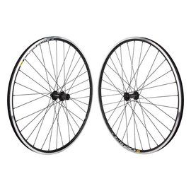 Mavic Mavic CXP Elite 622x15 700c Road Wheels Blk Pair