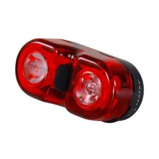 Serfas Serfas TL-200 1 Watt USB Light Blk Rear