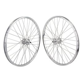 SE Bikes SE Racing 26x1.75 BMX Wheel Pair Slv