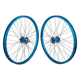 SE Bikes SE BMX Wheel Set 24x1.75 507x24 Blu