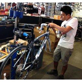 Build Boxed Bike Pro Tune Up