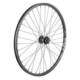 "WHEEL MASTER Wheelmaster 27.5"" Alloy Disc Front Wheel Blk"