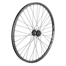 "Wheelmaster Wheelmaster 27.5"" Alloy Disc Front Wheel Blk"
