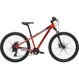 Cannondale Cannondale Trail 24 Kid's Bike Acid Red