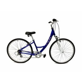 "Roland Roland Terra Cruiser Ladies Blu 7sp 16"" Med"