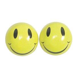Trik Topz Trik Topz Smiley Face Valve Caps Ylw