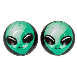 Trik Topz Trik Topz Alien Valve Caps Grn
