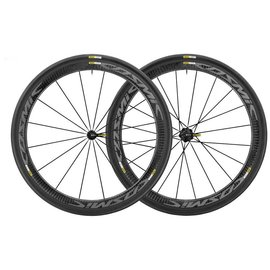 Mavic Mavic Cosmic Pro Carbon Wheel Blk Pair