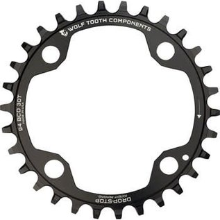 Wolf Tooth Components Wolf Tooth Components Drop-Stop Chainring: 34T x 94 4-Bolt