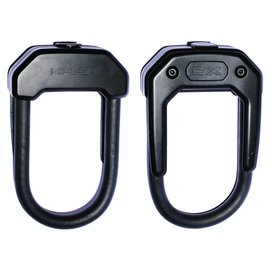 Hiplok Hiplok DX Ulock Locks Black 14mm