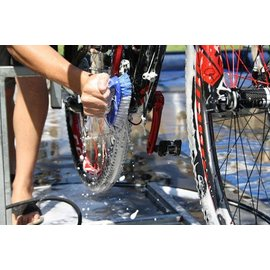 Wash Bike and Lube Chain and Cables