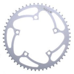 Rocket Rings Rocket Rings 130mm 56T Chainring Sil 5 Hole
