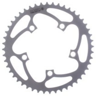 Rocket Rings Rocket Rings 94mm 48T Chainring Sil 5 Hole