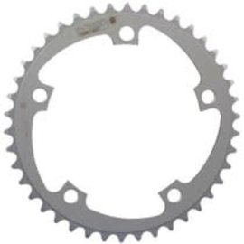 Rocket Rings Rocket Rings 130mm 39T Chainring Sil 5 Hole
