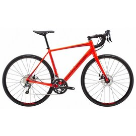 Cannondale Cannondale Synapse Al Disc Tiagra Red 56""