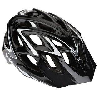 Kali Protectives Kali Chakra Plus Helmet Wisdom Blk/Wht S/M