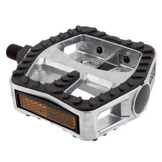 "Sunlite Sunlite Cruiser Pedals Blk 1/2"" Resin Platform Boron Axle"