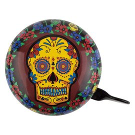 Clean Motion Clean Motion Ding-Dong Sugar Skull Bell