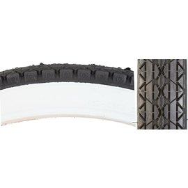 Sunlite Sunlite CST241 Cruiser Tire 26x2.125 Blk/Wht