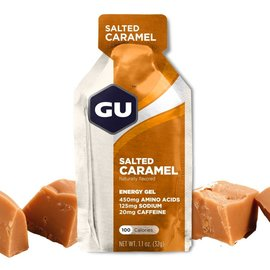 GU Energy GU Salted Caramel Energy Gel
