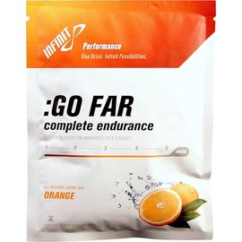 Infinit Nutrition Go Far Orange Mix