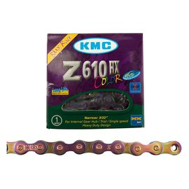KMC KMC Z610HX Single Speed Chain 1/2x3/32