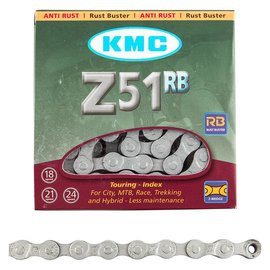 KMC KMC Chain Z51RB 6/7/8 Speed Rust Buster