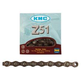 KMC KMC Chain Z51 6/7/8s BRN