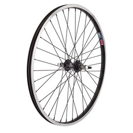 WHEEL MASTER Weinmann 519 24x1.5 5/6/7spd Wheel Blk Rear