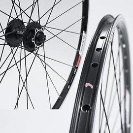 """KHS Bicycles KHS Alloy Deore Disc Front 29"""" Wheel QR Dbl Wall Blk"""