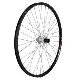 """Weinmann Wheelmaster Weinmann 29"""" Aly MTB Disc Dbl Wall Rear Wheel Blk/Sil"""