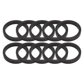 "Origin 8 Origin 8 5mm 1-1/8"" Headset Spacer Blk"