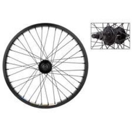 WHEEL MASTER Wheelmaster 20x1.75 BMX Rear Wheel Stl Blk