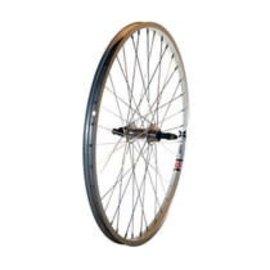 "Alex Alex X303 BMX Rear Wheel Sil 24x1.75"" 36H"