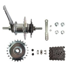 Sun Bicycles Shimano Coaster Kit for Trike Hubs 1 speed